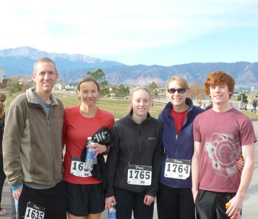 turkey trot 7 2012