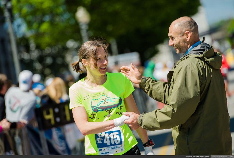Blue Ridge Marathon (April 20th,2013)
