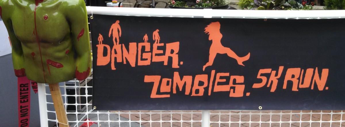 Danger! Zombies! Run! 5K(2013)