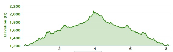 sugar hollow run profile