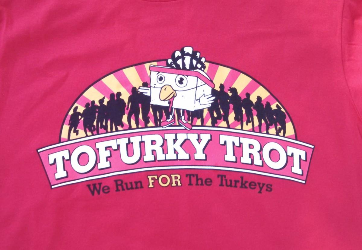 Tofurky Trot