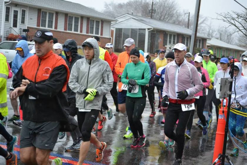 Photo courtesy of Richmond Road Runners