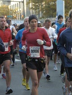 Richmond Half Marathon, 2011