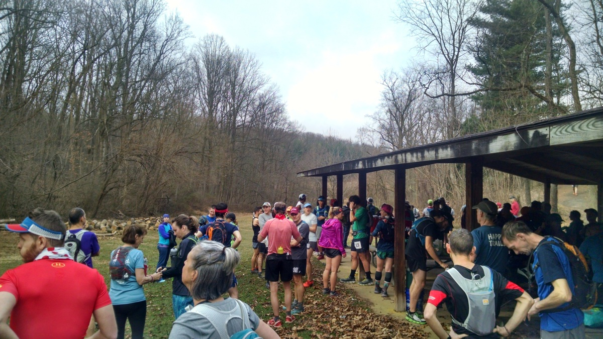 Hashawha Hills 50K race report (February 25, 2017)